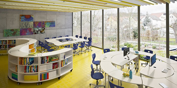 Vs shift for modern learning environments - Great contemporary school furniture ...